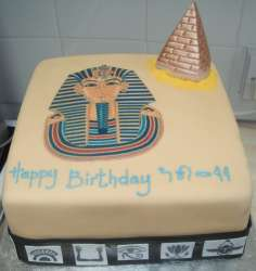 Egyptian Cake