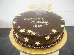 Chocolate and Stars