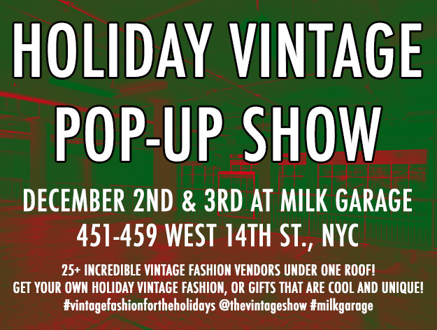 Lux Vintage Clothing, Shoes and Accessories.