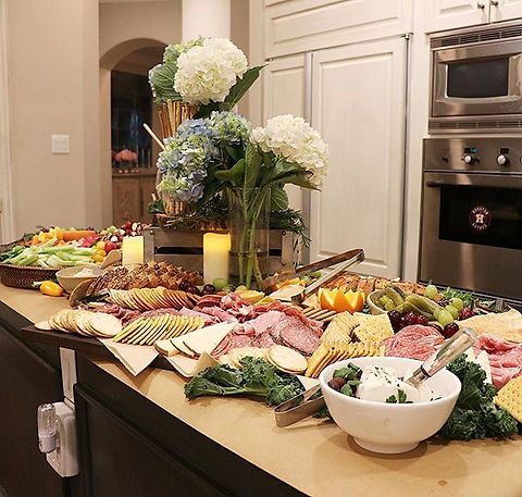 Treat your guest to an amazing table by