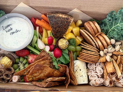 A small #grazingbox is the perfect gift