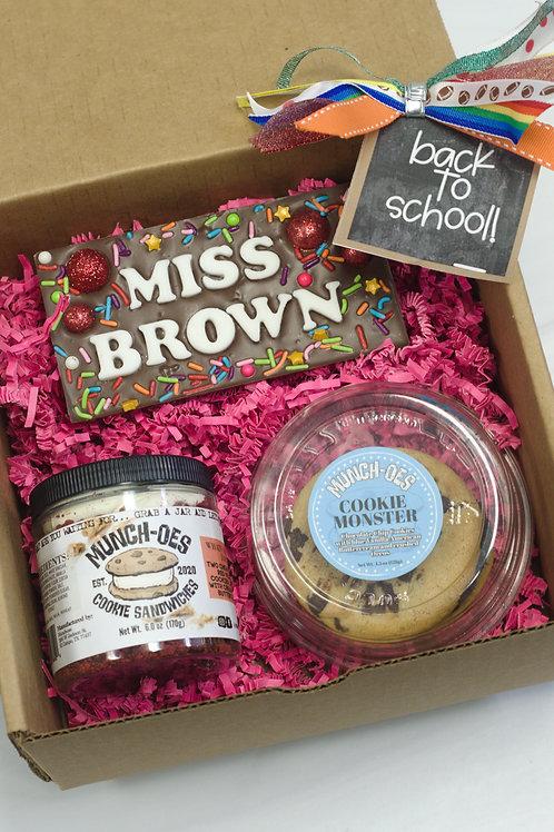 Medium School Gift Box