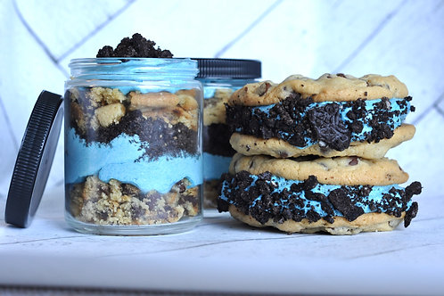 Cookie Monster MUNCH-O In a Jar
