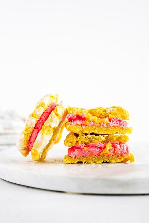 Lemonberry MUNCH-O Cookie Sandwich