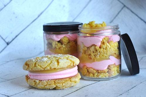 Lemonberry MUNCH-O In a Jar
