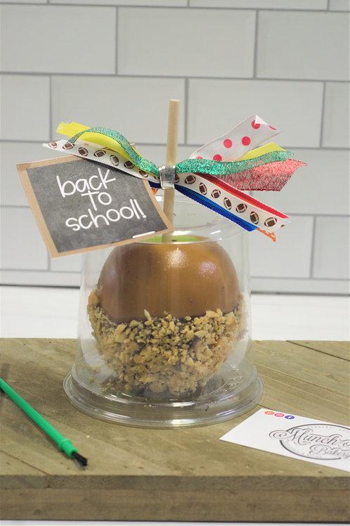 Back to School Gourmet Apple