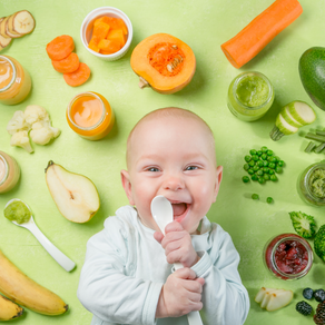 8 Easy Steps to Feed your 4 Month old Baby