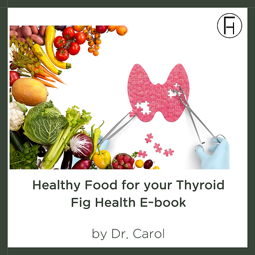 Healthy Food for Your Thyroid