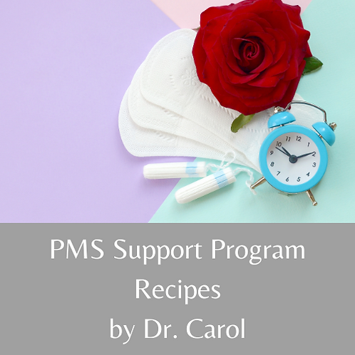 PMS Support Nutritional Program