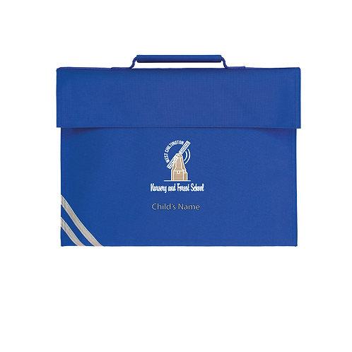 West Chiltington Bright Royal Book Bag
