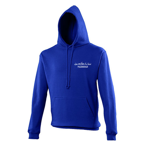 Adult Staff Little Explorers Pulborough Hoodie