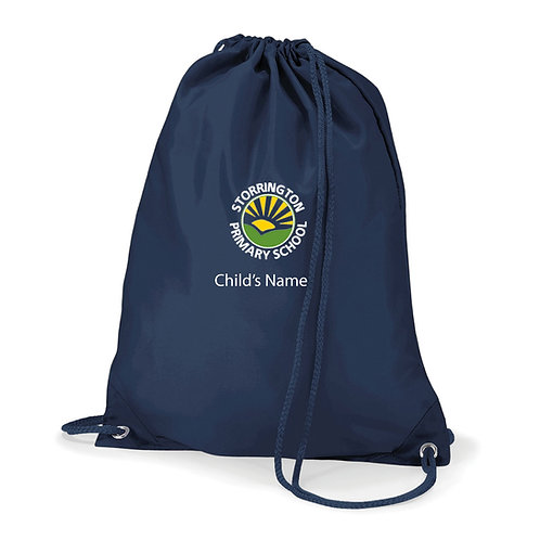 Storrington Primary PE Bag