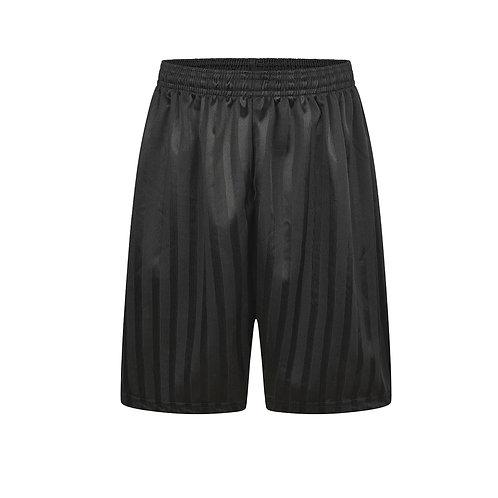 Bury Primary Black PE Shorts