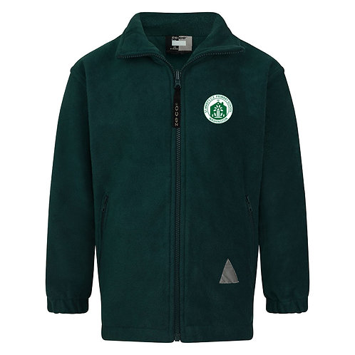 St Mary's Washington Full Zip Fleece