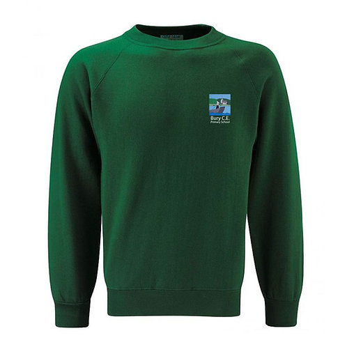 Bury C of E Primary School Sweatshirt