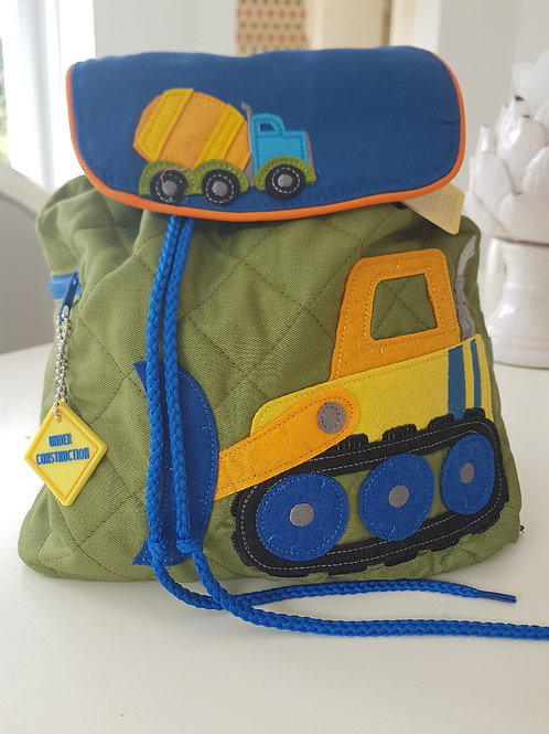 Construction Stephen Joseph Backpack