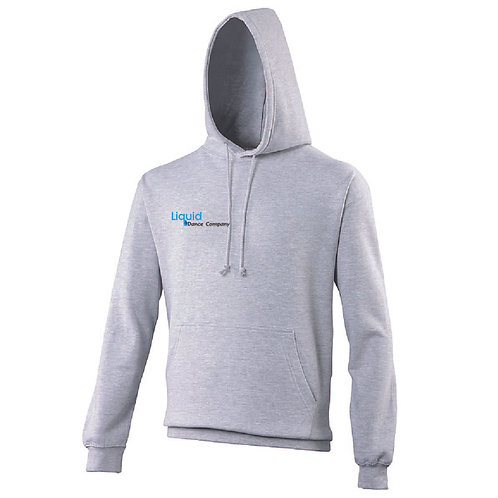 Liquid Dance Company Heather Grey Hoodie