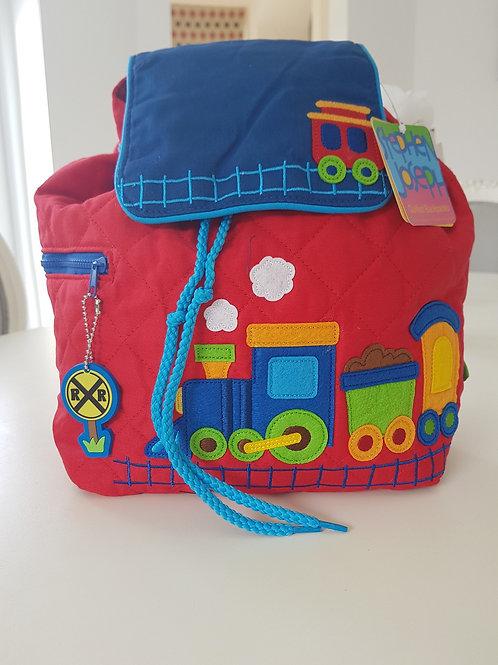 Choo Choo Train Stephen Joseph Backpack