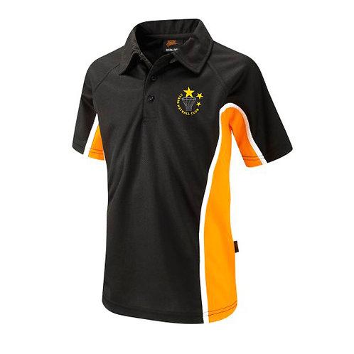 Boys Stars Netball Polo Shirt