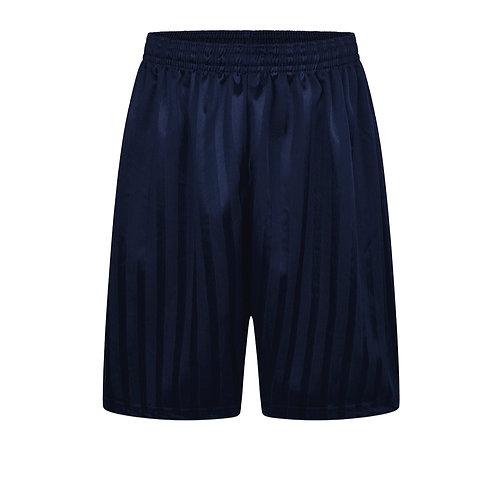 Steyning Grammar School Navy PE Shorts