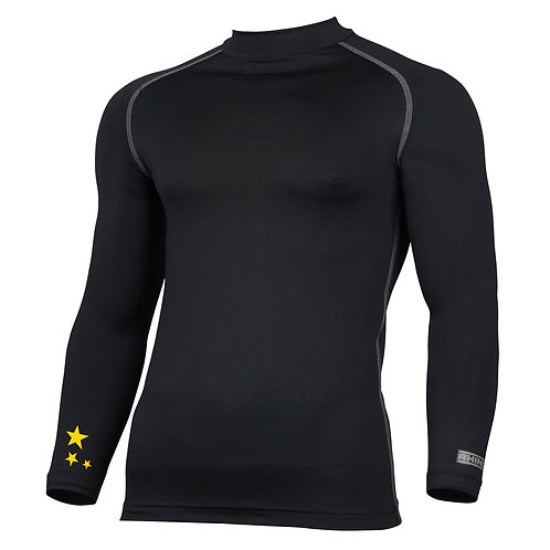 Adult Stars Tri Dri Baselayer Long Sleeve