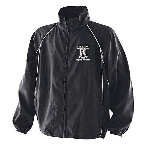 Steyning Grammar School PE Light Showerproof Training Jacket