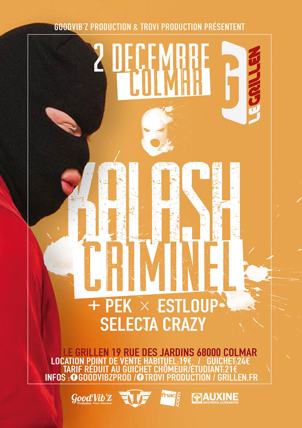 KALASH CRIMINEL