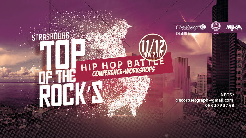 TOP OF THE ROCK'S : HIP HOP BATTLE