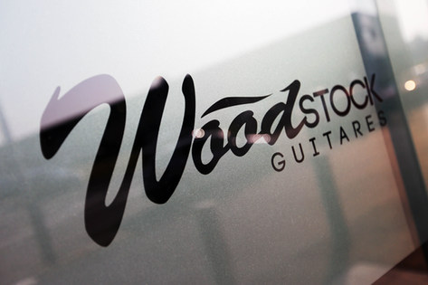 WOODSTOCK GUITARE