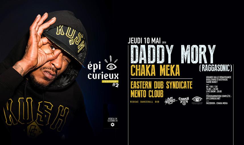 DADDY MORY AU FESTIVAL EPICURIEUX #2