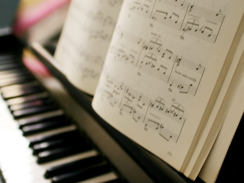 The Accompanist - an unspoken relationship.