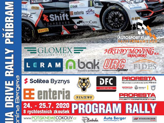 Program rally v prodeji