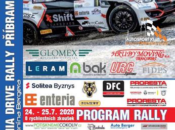 Program rally v prodeji