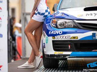 Výsledky 40. BOHEMIA DRIVE Rally Příbram