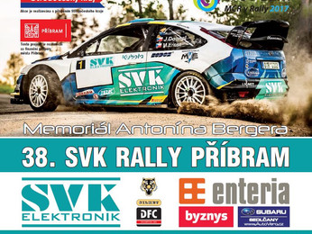 Prodej programů 38. SVK Rally Příbram již brzy ...
