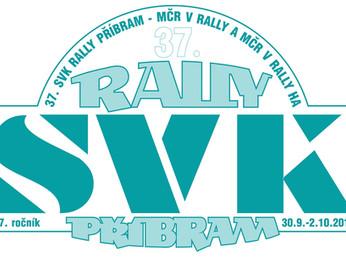37. SVK Rally Příbram