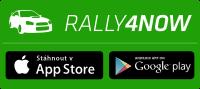 Buďte na 37. SVK Rally Příbram v obraze s aplikací RALLY4NOW!