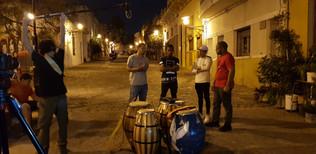Peatonal del Candombe, Montevideo