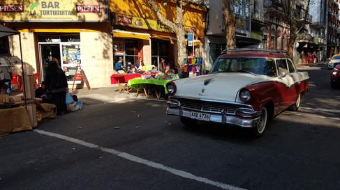 Mercado de Tristan Narvaja, Montevideo