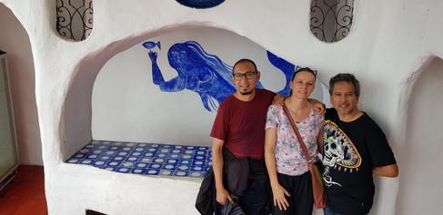 Casa Pueblo, Punta Ballena