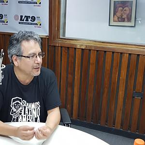Santa Fe, interview radio