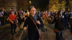 Tambours de Candombe, Montevideo