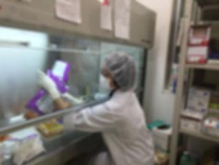薬局薬剤師による無菌製剤調整