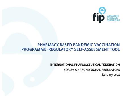 薬局ベースのパンデミックワクチン接種プログラム