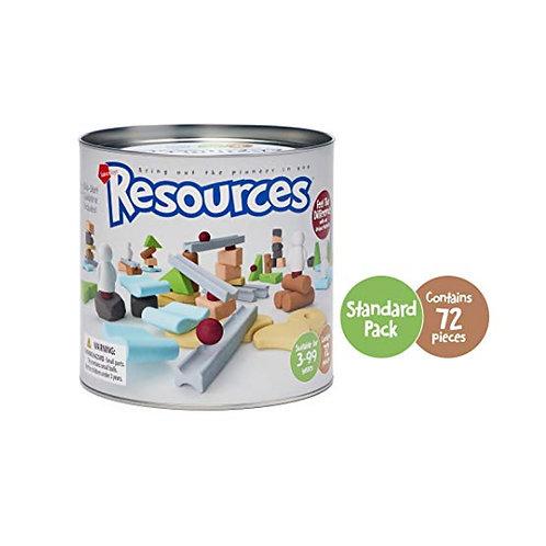 Resources Standard Pack (72 pcs)