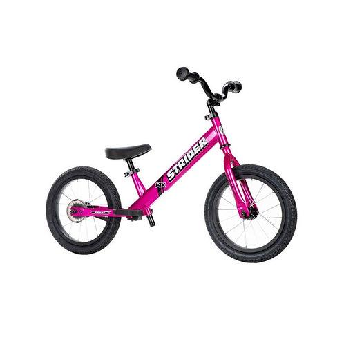 Strider 14x Sport Balance Bike 2018 - Pink