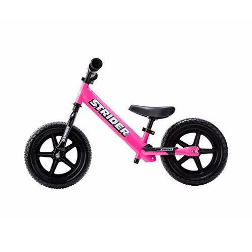 Strider Bike 12 Sport - Pink