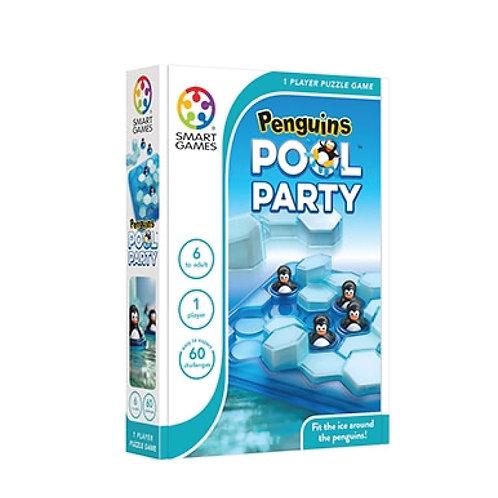Penquins Pool Party