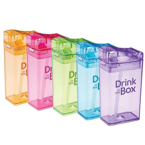 Drink in the box 8 oz.กระบอกน้ำหัดดื่มสูญญากาศ