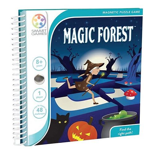 Magnetic Magic Forest